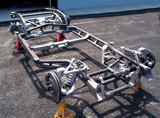 Mid Year Chassis